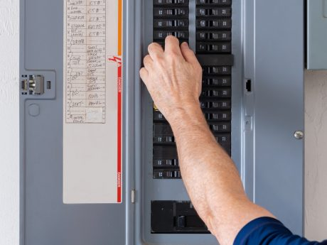Electrical Panel Installation and Repair