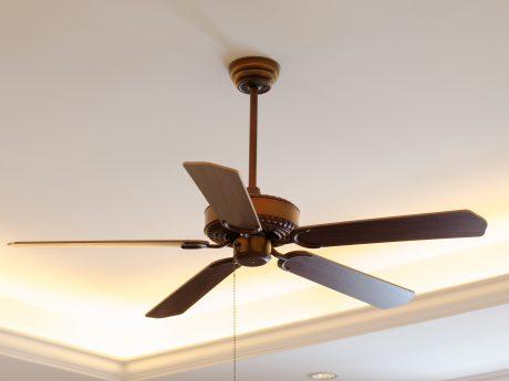 Ceiling Fan Installation in South Jersey